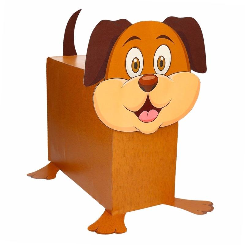 Hond Sinterklaas Surprise Zelf Maken Knutselpakket Maar 1194